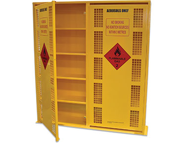 Aerosol flammable cabinet-–-440can
