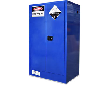 350L chemical storage cabinet