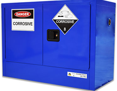100L chemical storage cabinet