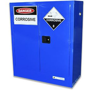 160L chemical storage cabinet