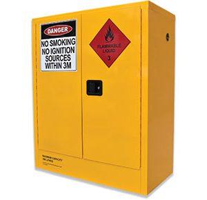 160 Litre Flammables Cabinet