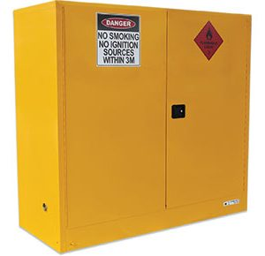 650 Litre Flammable Liquids Cabinet