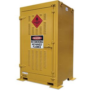 350 Litre Outdoor dangerous goods storage