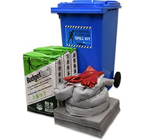 General Purpose Spill Kits - 202L absorbent capacity