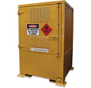Outdoor dangerous goods storage–-1000L