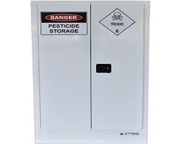 250 Litre Pesticide chemical storage cabinet