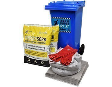 Spill Kit: General Purpose – 115L absorbent capacity