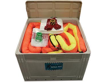 Spill-kits-–-marine-pallet-bin-855L-absorbent-capacity