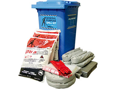 General Purpose Spill Kits - 247L absorbent capacity