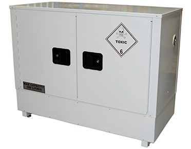 100 Litre chemical storage cabinet