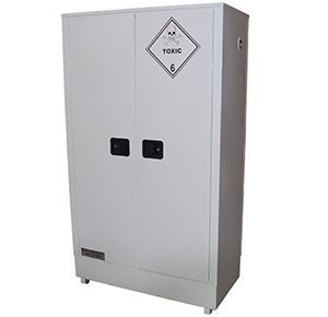 250 Litre Toxic chemical storage cabinet