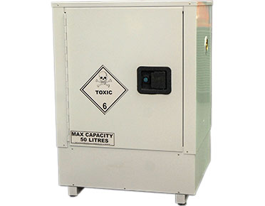 50 Litre chemical storage cabinet