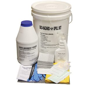 Biohazard Spill Kit - 20L