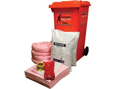 Hazchem Spill Kits - Economy 150L absorbent capacity