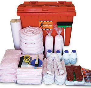 Hazchem Spill Kits - Mobile 795L absorbent capacity