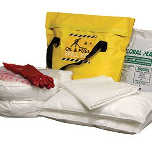 Oil & Fuel Medium Truck Bag Spill Kits - 58L absorbent capacity