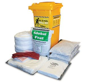 Oil & Fuel Outdoor - High performance 180L absorbent capacity