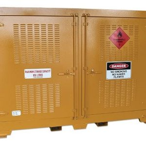 850 Litre Outdoor dangerous goods storage