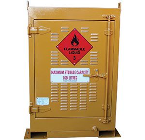 Outdoor dangerous goods storage–-160L