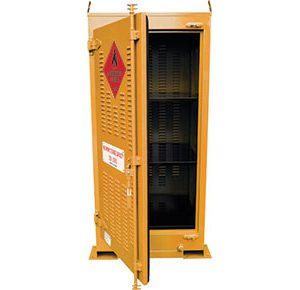 Outdoor dangerous goods storage-–-250L