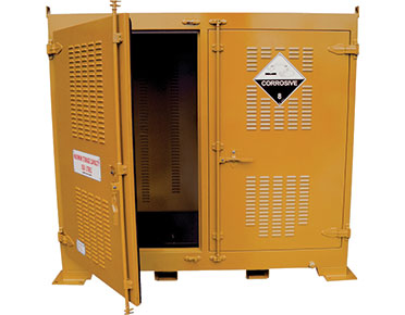 Outdoor dangerous goods storage-–-650L
