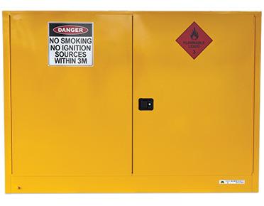 Flammable liquids cabinet – 850L