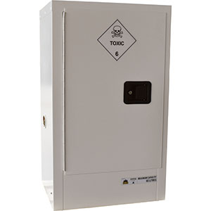 60L Toxic chemical storage cabinet