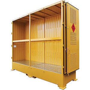 Outdoor Dangerous Goods Storage