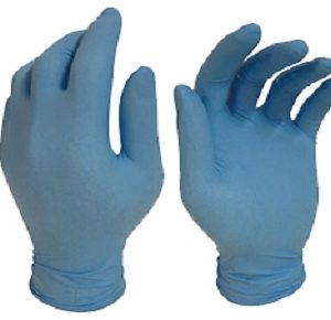 BLUE SHIELD Nitrile Disposable Gloves