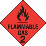 Class 2 - Flammable Gas