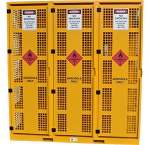Aerosol flammable cabinet – 850can