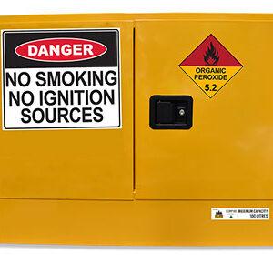 Organic Peroxides Cabinet - 100L