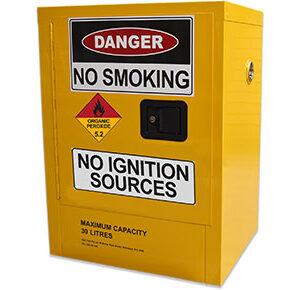 Organic Peroxides Cabinet - 30L